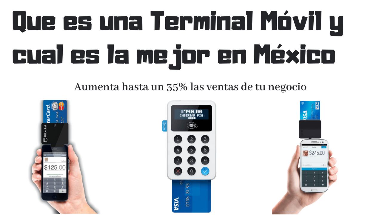 terminal bancaria movil celular