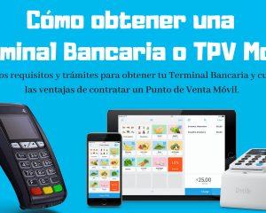 como obtener una terminal bancaria