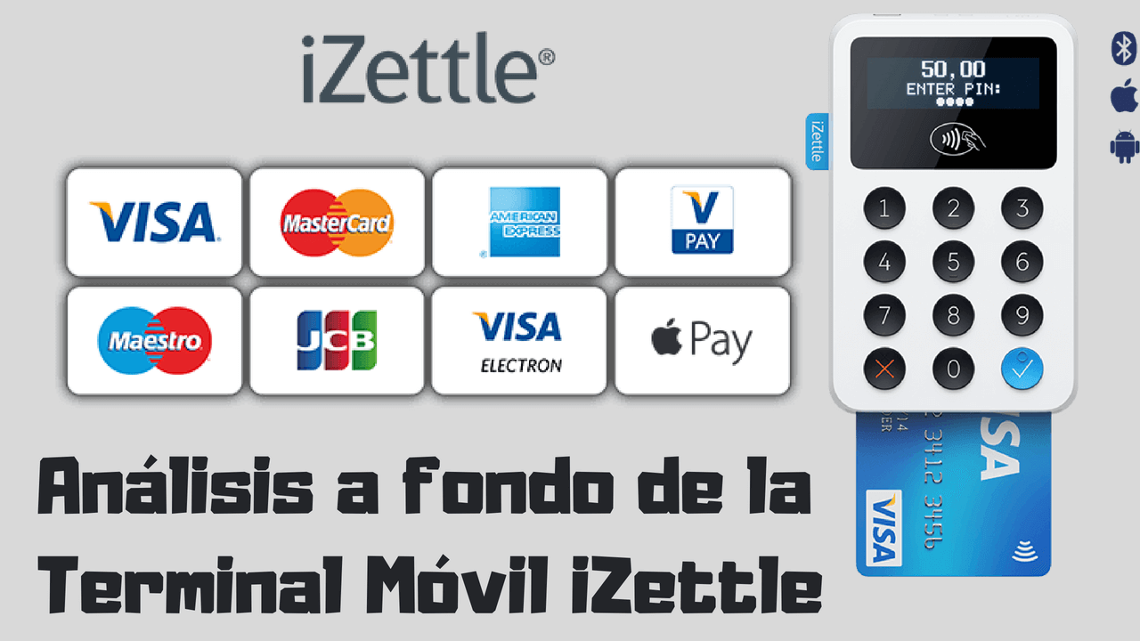 terminal movil izettle