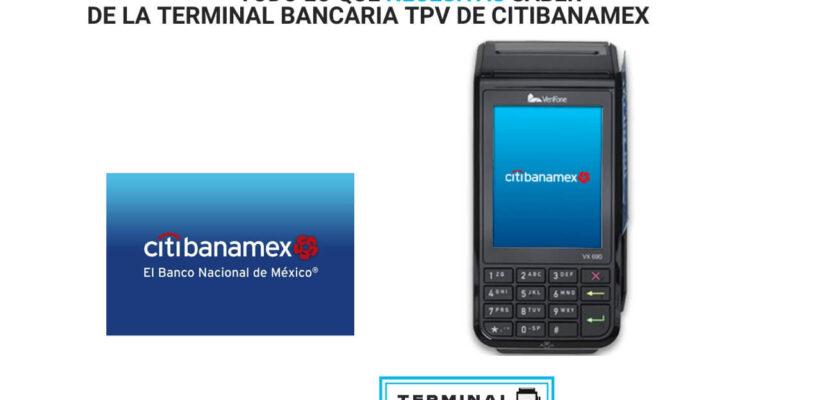 terminal punto de venta citibanamex
