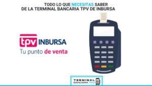 terminal punto de venta Inbursa