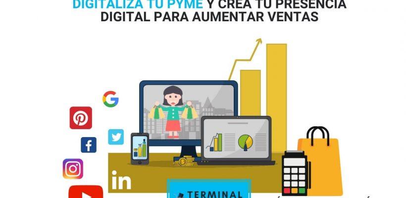 como digitalizar una pequeña empresa